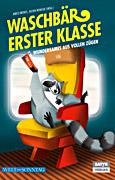 Buch: Waschbär erster Klasse. Herausgeber: Mirco Drewes